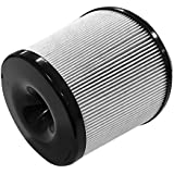 S&B Filters KF-1053D Replacement Filter (Disposable, Dry Media)