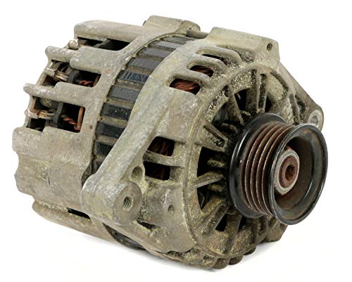 1 Factory Radio Single Original Automotive Alternator Compatible with 1998-02 Daewoo Lanos 96303556 – Go4CarZ Store
