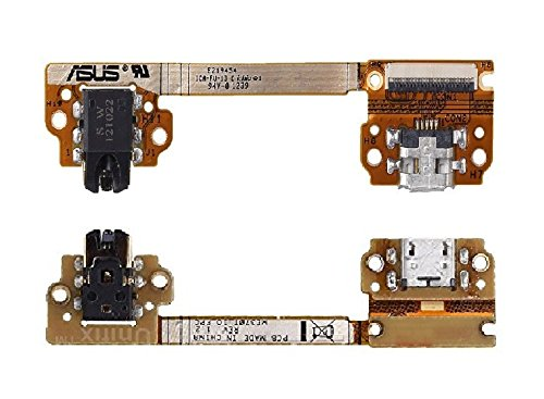 Walking Slow- Replacement for Asus Google Nexus 7 ME370T 1st Gen Charging Port Flex Cable USB Dock Connector with Audio Jack Flex OEM