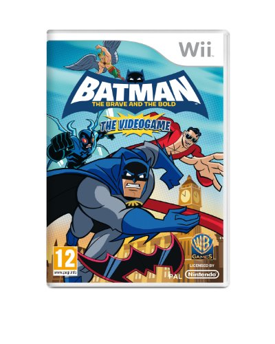 Batman: Brave and the Bold - Wii