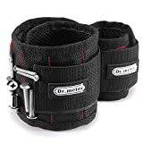 Magnetic Wristband, Dr.meter Magnet Tool Wristband Belt with Super Strong 15 magnets for Holding Screws, Bolts, Nails and Drill Bits [2 Packs]