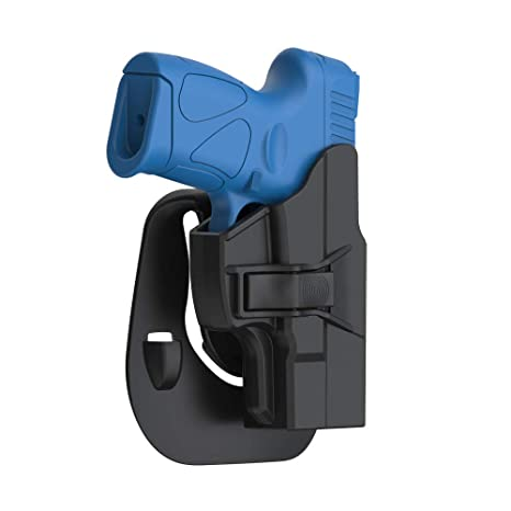 Taurus PT111 G2 G2C Holster, Tactical Outside Waistband Paddle Holster Also  Fit Taurus Millennium G2C G2 PT111 PT132 PT138 PT140 PT745(Not Pro) with