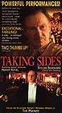 Taking Sides [VHS]