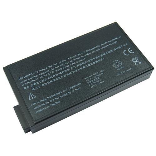 Hp/compaq Presario 2832AP 4400mAh/63Wh 8 Cell Li-ion 14.4V Black Compatible (Compaq Presario 2832ap Laptop)