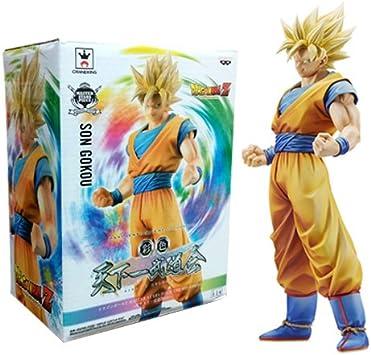 Amazon Com Banpresto 49762 Dragon Ball Z Master Stars Piece King