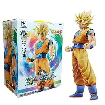 Banpresto 49762 Dragon Ball Z Master Stars Piece King Of