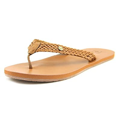 Roxy Women's Lola Tan/Brown Shoe
