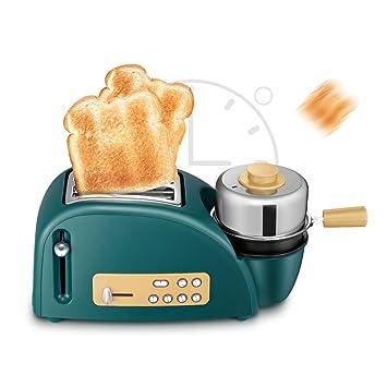 LXD Máquina para hacer pan casero Ajuste de tostadas Desayuno para ...