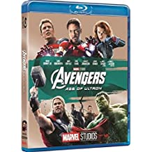 The Avengers 2: Age Of Ultron (Region A Blu-Ray) (Hong Kong Version/Chinese subtitled) 復仇者聯盟2: 奧創紀元
