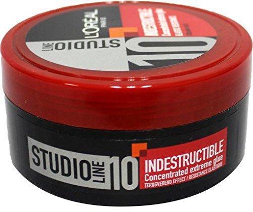 L'Oreal Studio Line Indestructible Glue 10-Extreme Hold Hair Gel 150 ML
