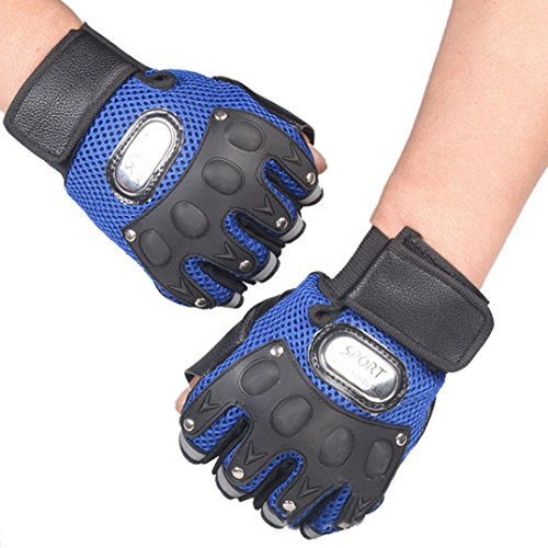 Dreamyth Gym Body Building Training Gloves Sports Weight Lifting Workout Exercise - Bodybuilding.c