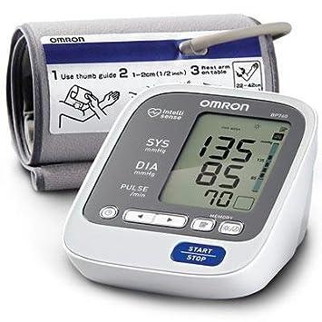 Omron Healthcare BP760 Antebrazo Automático 1usuario(s) - Tensiómetro (AA, 1,5 V, LCD, 158 mm, 86 mm, 124 mm): Amazon.es: Hogar
