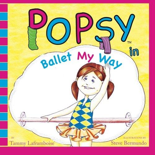 Popsy In Ballet My Way pdf epub