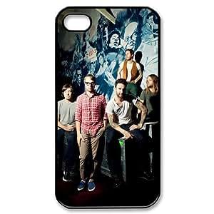 Custombox Maroon 5 Iphone 4/4s Case Plastic Hard Phone case-iPhone 4-DF01049