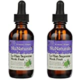 NuNaturals Pure Liquid Lo Han Supreme, 2 Ounces (Pack of 2) Review