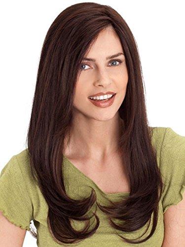 Louis Ferre - Diamond - Monotop Human Hair Wig - Petite/Average -EXPRESSO