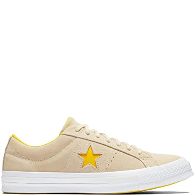 Converse Unisex One Star OX Premium Suede Fashion Sneaker | Fashion Sneakers