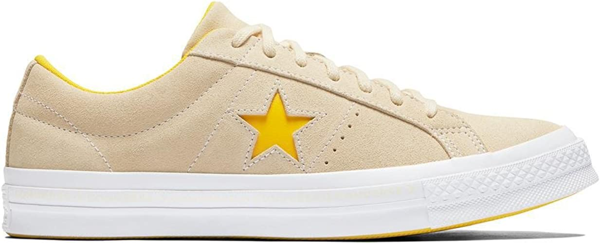 Converse Lifestyle One Star Ox Suede, Chaussures de Fitness Mixte Adulte
