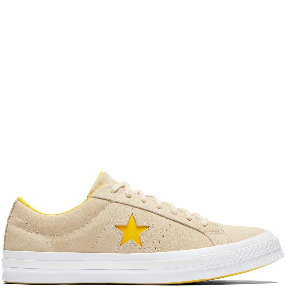 869187743bd1 Galleon - Converse One Star OX Premium Suede Fashion Sneaker (11.5 D ...