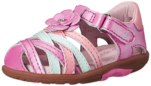Product image of Stride Rite SRTech Lily Sandal (Toddler), Pinkmulti, 5.5 W US Big Kid