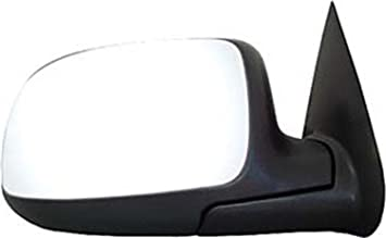 CIPA 27374 Chevrolet//GMC OE Style Chrome Power Replacement Driver Side Mirror