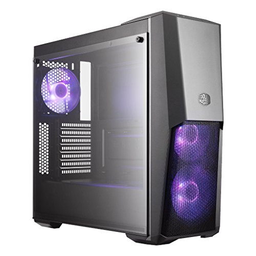 Accessories Glass Side Fan (Cooler Master MasterBox MB500 Cases (MCB-B500D-KGNN-S00))