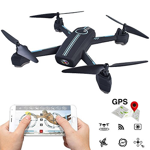 Amazingbuy WIFI APP Control FPV GPS Positioning Camera Drone, JXD...