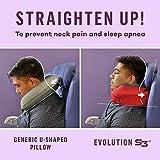 Cabeau Evolution S3 Travel Pillow, Memory Foam