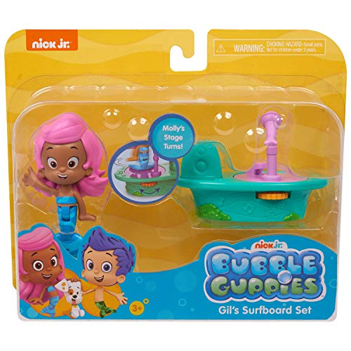 Bubble Guppies Molly's Rock Star Stage Playset