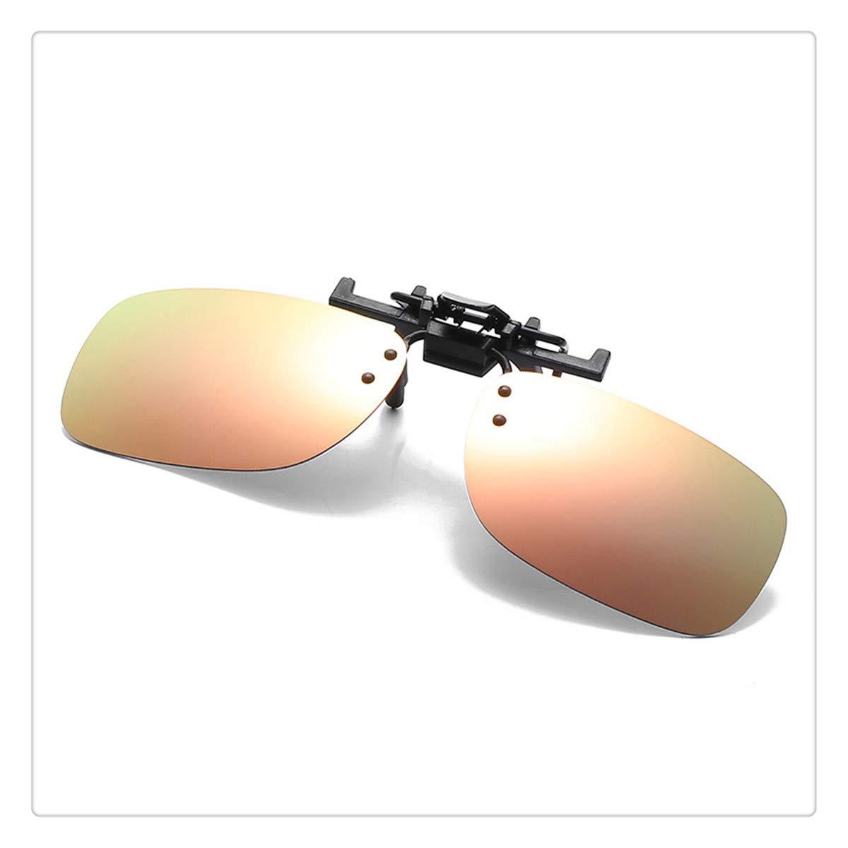 2019 sunglasses clip square polarized clip mens polarized driver mirror myopia clips