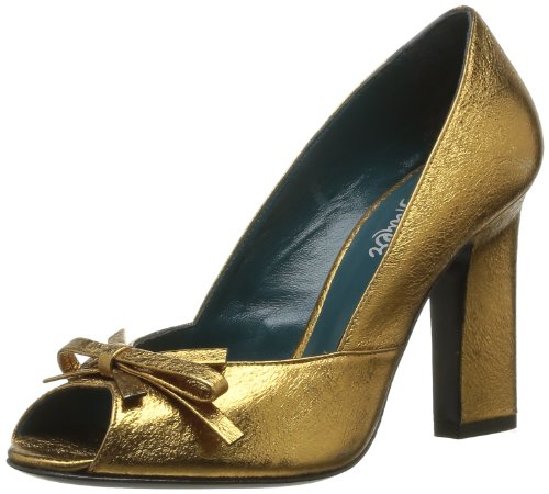 Castañer Lulu Damen Pumps Gold - Or (912/50 Oro)