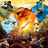 NinjaGo Epic Battle Scene ~ Edible Image Cake / Cupcake Topper