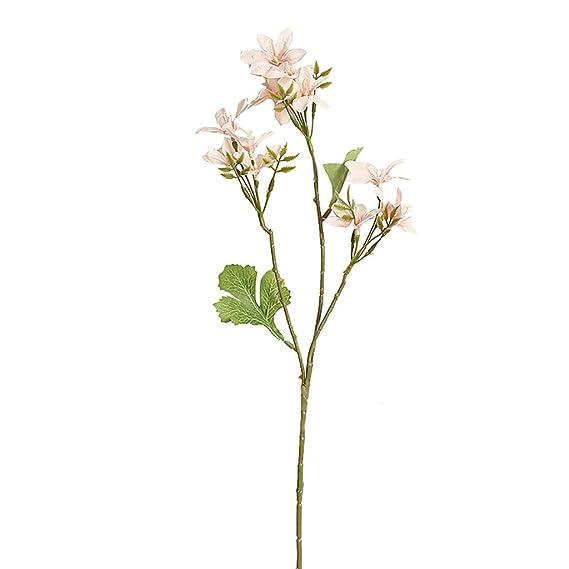 Amazon.com: 1 ramillete de flores artificiales para ...