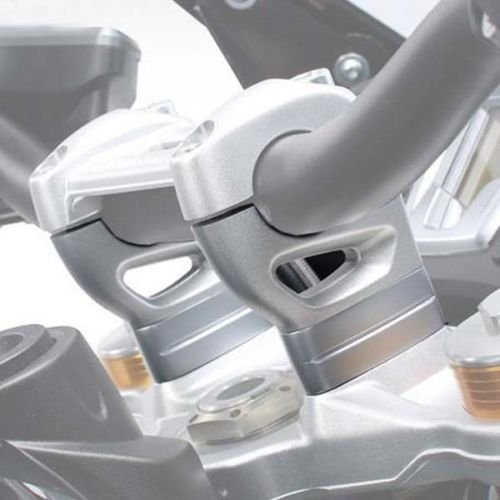 in argento XX eCommerce Manubrio per moto si muove fino a 20 mm per R NINE T K1600B R9T