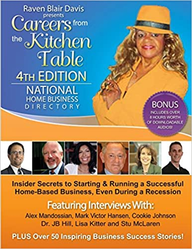 Careers From the Kitchen Table Home Business Directory 4th