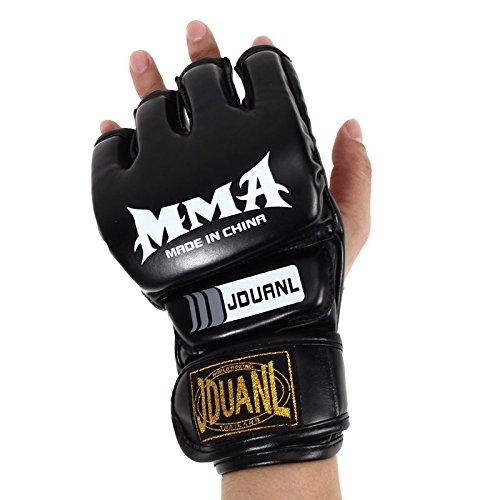 gangnumskythaii Mitts Boxing Glove Wraps MMA Muay Thai Boxer Karate Taekwondo Training Outdoor Indoor Sports Gym Tools Type K