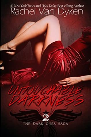 book cover of Untouchable Darkness