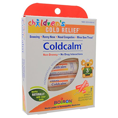 Boiron Children's Care Children's Coldcalm 160 pellets (a) - 2pc