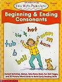 Beginning and Ending Consonants, Scholastic, Inc. Staff, 0590764934