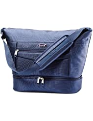 Samsonite Silhouette 12 15 Boarding Bag Blue