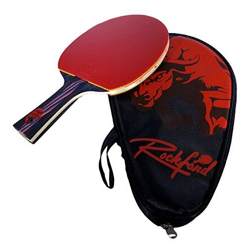 Table Tennis Racket, Rockford Carbon...