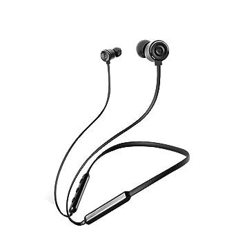 Taotuo 4.1 Bluetooth inalámbrico auriculares deporte auriculares magnético resistente al agua auriculares con banda para el