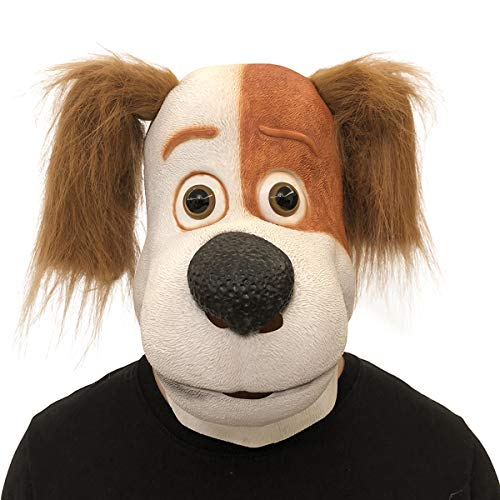 Max Dog Costumes - BestCosr Novelty Max Dog Mask Toys