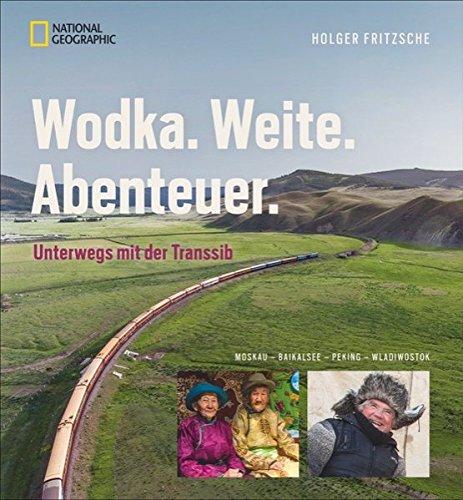 Price comparison product image Wodka. Weite. Abenteuer.