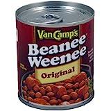 Van Camp Beanie Weenie 7.75oz - 12 Unit Pack