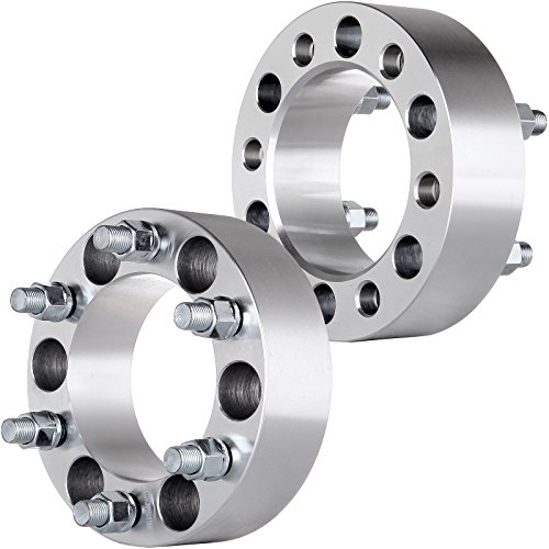 Wheel Spacer 6x5.5,ECCPP Wheel Spacers 2X 2