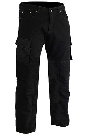 Pantalones vaqueros de la motocicleta de Kevlar Kevlar ...