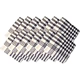 Ezee Multipurpose Kitchen Napkin or Cloth, Table Duster (Pack of 12)