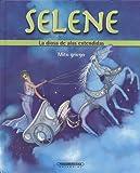 Selene: La diosa de alas extendidas
