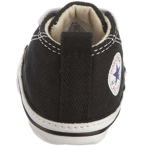 Converse Chuck Taylor All Star Core Hi - Botines de lona para bebé Negro